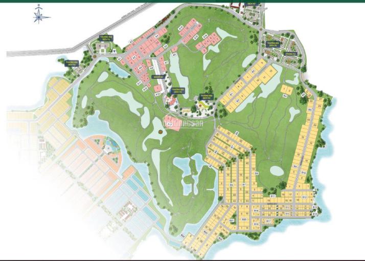 Biệt thự sân golf khu đô thị Biên Hòa New City giá chỉ từ 7,5 tr/m2 nhận ngay chiết khấu ưu đãi 18%