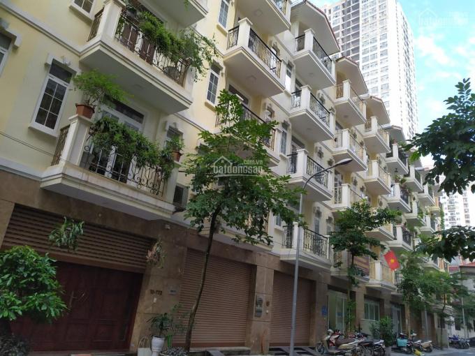 Cho thuê liền kề 96 Nguyễn Huy Tưởng, quận Thanh Xuân, 75m2 * 5 tầng, thang máy, giá 45 tr/th