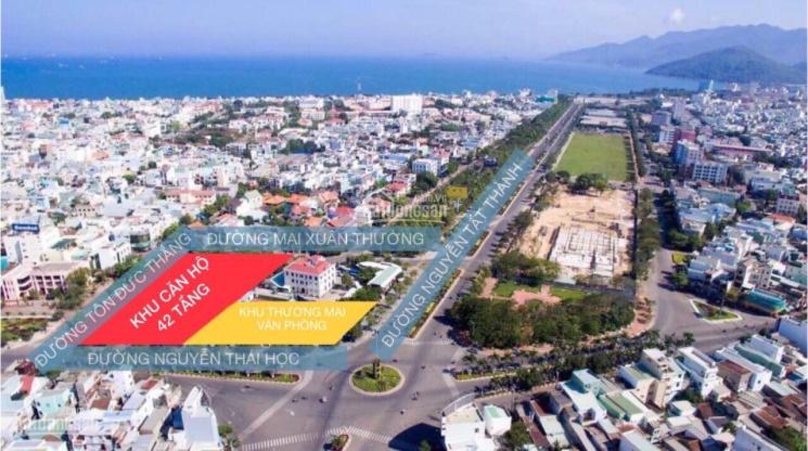 Căn hộ biển cao cấp ngay quảng trường TP Quy Nhơn sở hữu lâu dài đăng ký hộ khẩu giá 38tr/m2 ảnh 0
