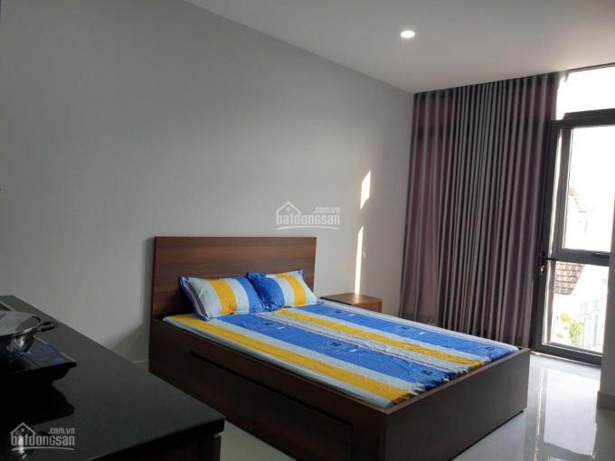 Nhà HXH 8m Nguyễn Thị Minh Khai 4 lầu, 12PN full nội thất. LH 0907989149