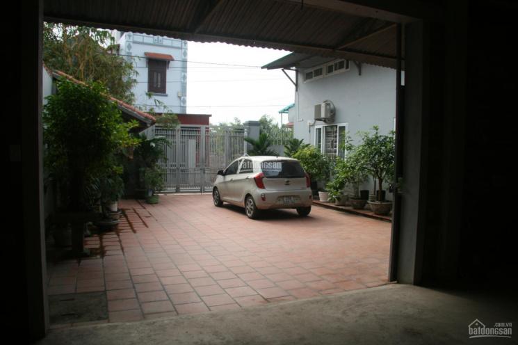 Bán nhà xưởng sản xuất và văn phòng làm việc, SĐCC tại Cự Khối, Long Biên, Hà Nội