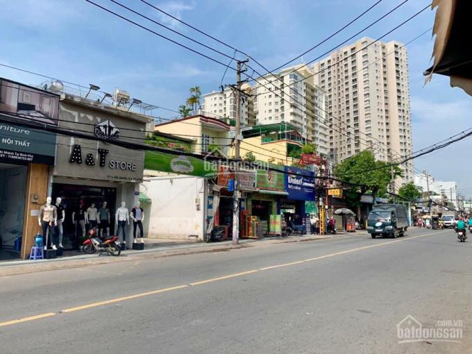 Cần bán gấp nhà MTKD đường Hậu Giang, 7.2x53m NH 12.8m 2.5 tấm giá 35 tỷ, LH 0909273192