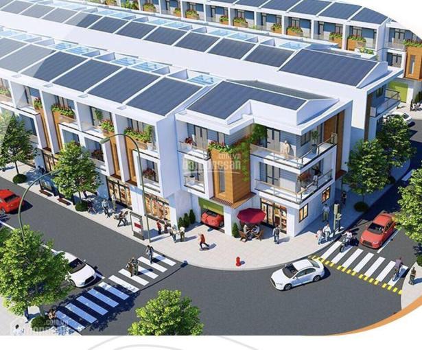 Bán gấp lô đất sổ sẵn, dân cư đông đúc, cơ sở hạ tầng hoàn thiện