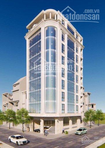 Mặt phố Vip Hoàng Quốc Việt DT 60m2 x 7 tầng, MT 5m, vuông vắn, thang máy, mỗi tầng 1 sàn thông