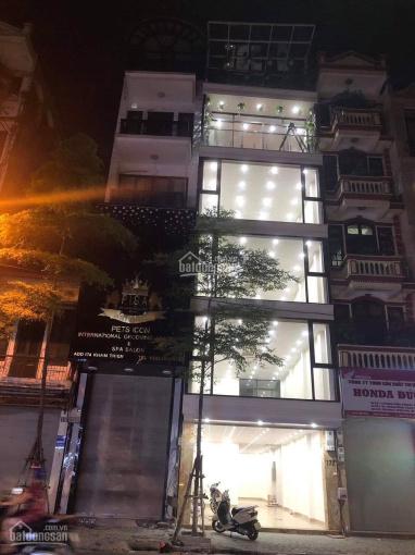 Cho thuê nhà mặt phố Trung Phụng (360 Xã Đàn): 60m2 x 5 tầng, mặt tiền 7m, thang máy LH: 0974557067