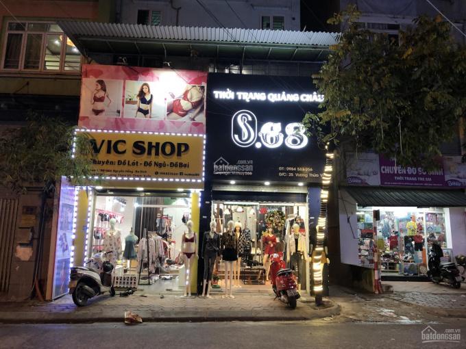 Cho thuê nhà tại 25 Vương Thừa Vũ. Mặt tiền 3m, hai tầng, mỗi tầng 30m2, đi riêng chủ