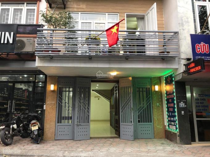Cho thuê nhà mặt phố Nguyễn Ngọc Doãn