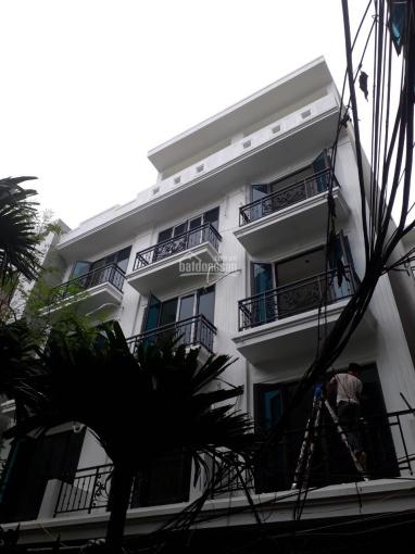 Bán nhà mặt tiền cuối đường Trần Hữu Dực, DT 30m2 * 4T, giá 2,1 tỷ, LH 0356866444