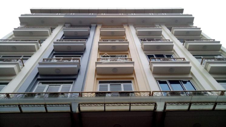 Cho thuê nhà mặt phố Mễ Trì Thượng, Mễ Trì Hạ, 75m2 x 7T, có thang máy, điều hòa âm trần