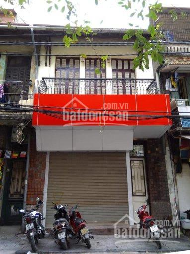 Cần cho thuê nhà mặt phố Chợ Gạo (DT: 20m2 - MT: 5m - Giá: 18 triệu/ tháng)