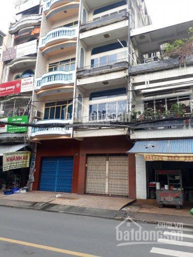 Kẹt tiền bán nhà mặt tiền Lý Chiêu Hoàng, 4*27m, 5 lầu, giá cực tốt: 15 tỷ