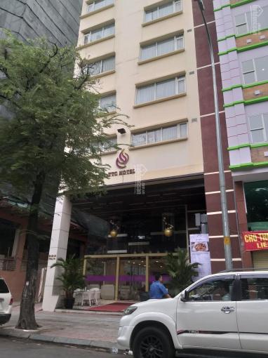 MT Nguyễn Tất Thành, Quận 4 kết nối với Phường danh giá Bến Nghé, Q1. DT 8,2x28m, giá rẻ 65 tỷ