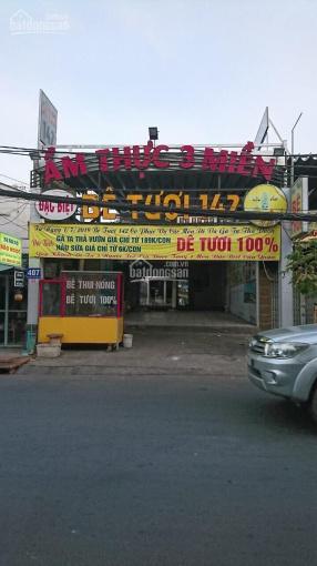 Cho thuê mặt bằng MT 407 Lê Văn Lương, Q7, 8x40m. Trệt + lửng