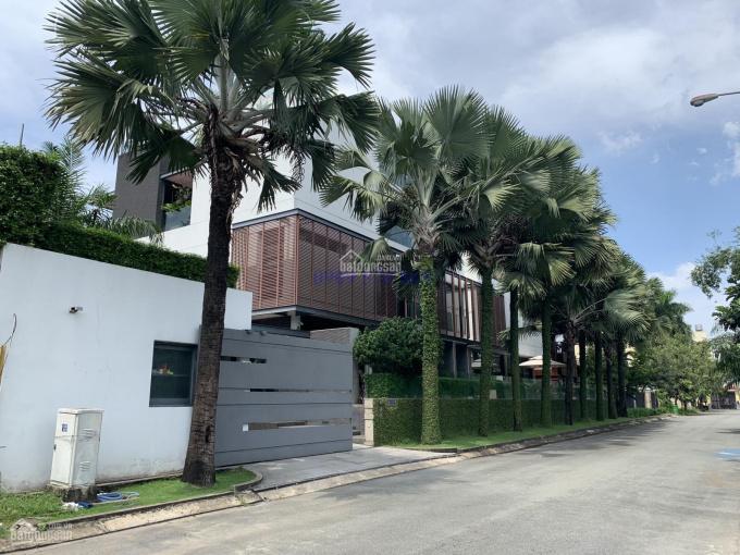 Cho thuê biệt thự 10x20m trệt 3 lầu đường Trần Não, p. Bình An, quận 2
