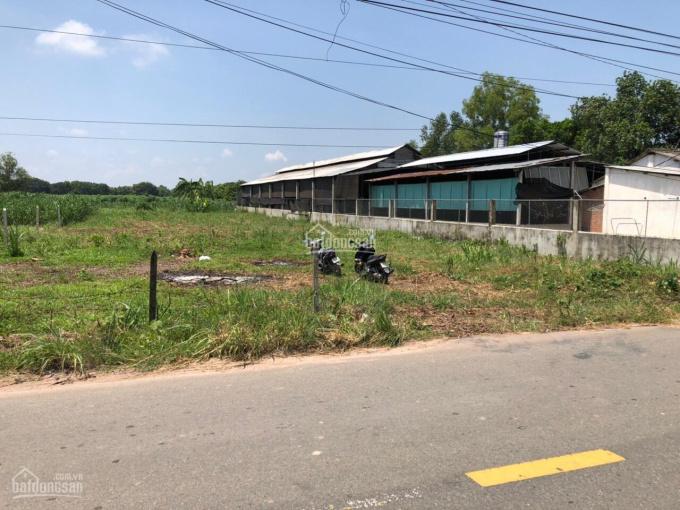Bán đất mặt tiền đường Bến Súc, An Phú, Củ Chi, LH 0936682715