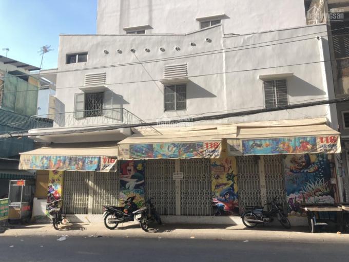 Cho thuê căn nhà mặt tiền 116 Tân Hưng Q5, ngay khu chợ xe Thuận Kiều giá 27tr/th