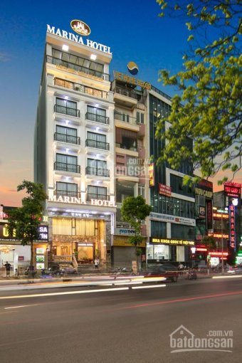 Bán khách sạn mặt phố Miếu Đầm, DT 200m2, XD 9 tầng, mặt tiền 9m, cho thuê 400tr/th, giá 109 tỷ ảnh 0