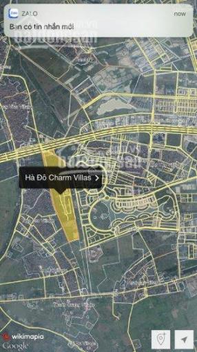 Bán biệt thự liền kề Hà Đô Dragon City (Hà Đô Charm Villas), giá thương lượng