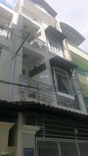Bán nhà nguyên căn 1 trệt 3 lầu 56m2, Nguyễn Đình Khơi, P4, TB