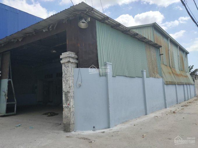 Chính chủ cần bán kho tổng DT sàn 503m2 tại phường An Phú Đông, Quận 12, liên hệ 0988131132