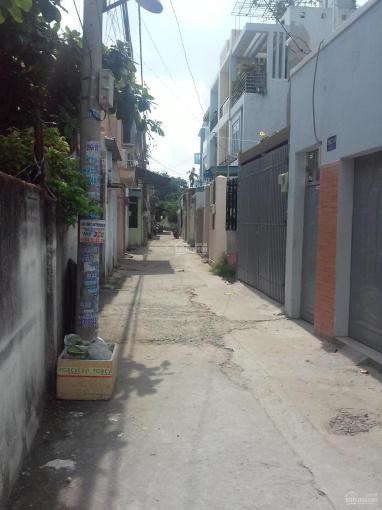 Nhà đất vị trí đẹp, (4,5x13m) P. Tăng Nhơn Phú B, Ngã Tư Thủ Đức, Quận 9 đường thông giá rẻ