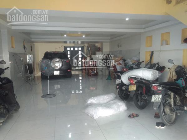 Cho thuê nhà lớn 8.5x20m, 1 hầm 2 lầu HXH đường Lê Văn Sỹ, P. 14, Q. 3