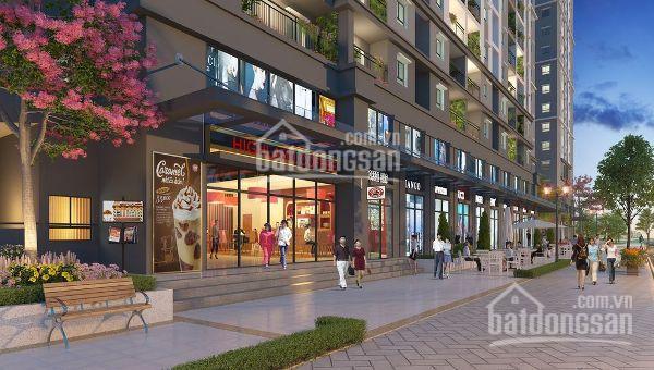 Nhận đặt cọc bán shophouse (dạng ki ốt) tòa chung cư Thạch Bàn - trực tiếp chủ đầu tư