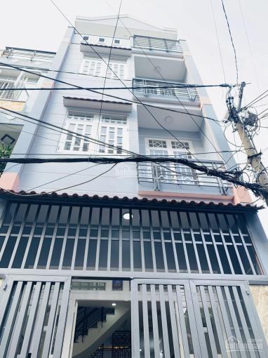 Cần bán gấp nhà HXH thông Dương Quảng Hàm P5 Gò Vấp, DT 4x15m 1T2L + ST, HĐ thuê 12 tr/th, 5.1 tỷ