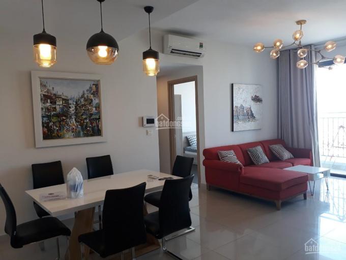Cho thuê gấp căn hộ River Gate, 3 phòng ngủ, 2 WC, full nội thất, chỉ 26 triệu/th. LH 0935632741