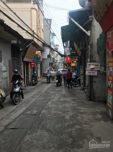 Nhà 46m2 2T, Yên Xá gần Nguyễn Khuyến - Văn Quán - Hà Đông, phân lô, sổ vuông, giá 1.5 tỷ