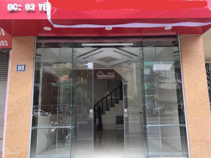 Cho thuê nhà mặt phố Số 93 Yên Lãng, Đống Đa, Hà Nội. Liên hệ 0971 288 850 – Mr Vinh