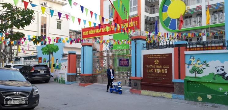 Bán nhà mặt ngõ phân lô 19 Lạc Trung thông 433 Kim Ngưu 60m2x3T ô tô vào nhà KD tốt, giá 5.7 tỷ