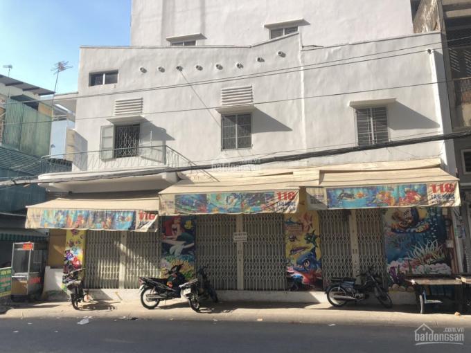 Cho thuê căn nhà mặt tiền Tân Hưng, Quận 5, mặt bằng ngang 12m thuận tiện kinh doanh