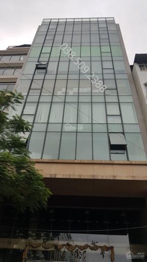 Bán nhà mặt phố Hoàng Quốc Việt - quận Cầu Giấy - Hà Nội. DT 60m2 x 6,5 tầng, MT 4,8m