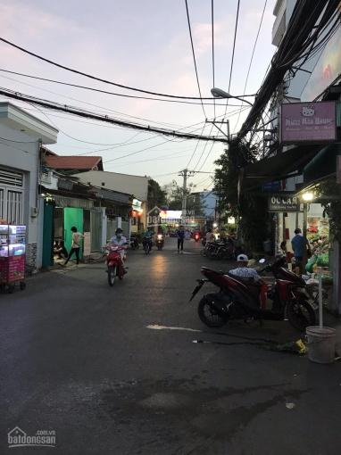 Cho thuê mặt bằng trống (đất) 5x20m. MT đường Tân Mỹ, Tân Thuận Tây