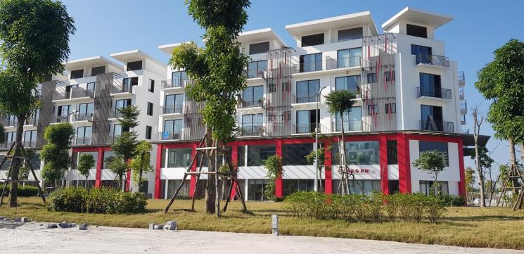 Bán gấp căn shophouse Khai Sơn 76.2m2 view công viên siêu đẹp, giá (10.6tỷ). LH: 0985575386