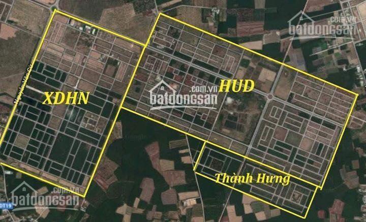 Dự án KĐT HUD Nhơn Trạch nơi đầu tư hiệu quả an toàn, nằm cạnh cao tốc, cửa ngõ sân bay, Vành Đai 3