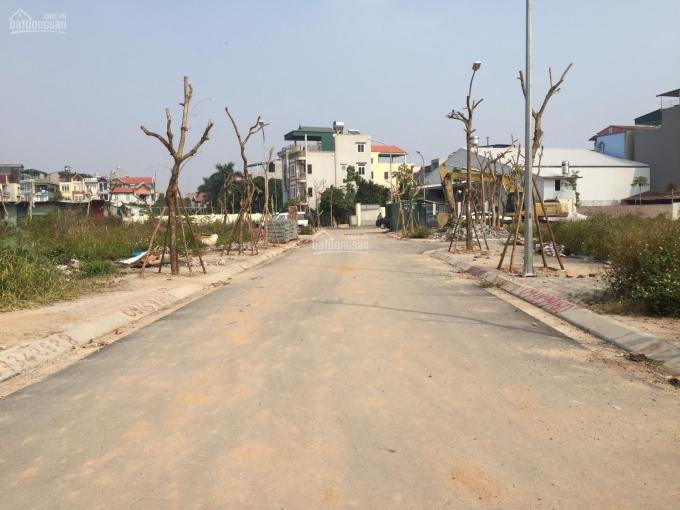 Bán 80m2 đất thổ cư cạnh khu đấu giá Thanh Am, Thượng Thanh, Long Biên, đường 5m, có vỉa hè 2m