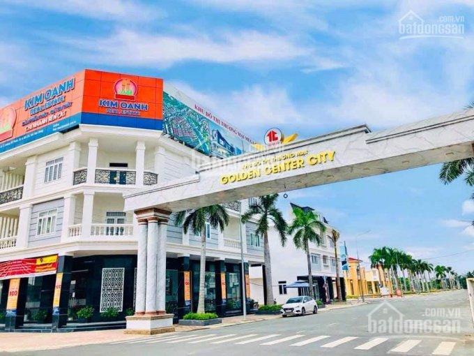 Chính chủ cần bán 90m2 sổ riêng tại dự án Golden Center City ngay mặt tiền QL13, giá rẻ nhất ảnh 0