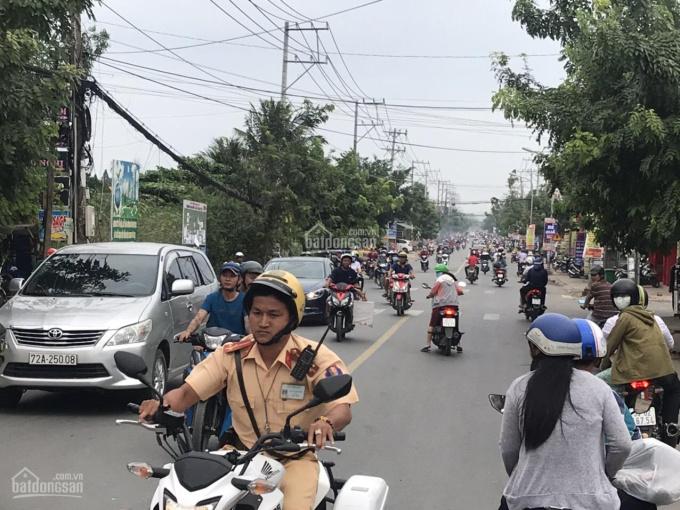 Thanh lý 3 lô đất đường Lái Thiêu 22 Lái Thiêu, Thuận An giá 1.1 tỷ/nền SHR, DT 90m2. LH 0938976428