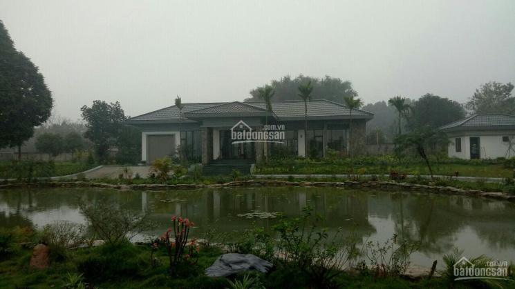 Nhượng lại KV hoàn thiện sẵn ở, hai mặt đường, có bể bơi BT mới xây dựng tại Lương Sơn, Hoà Bình
