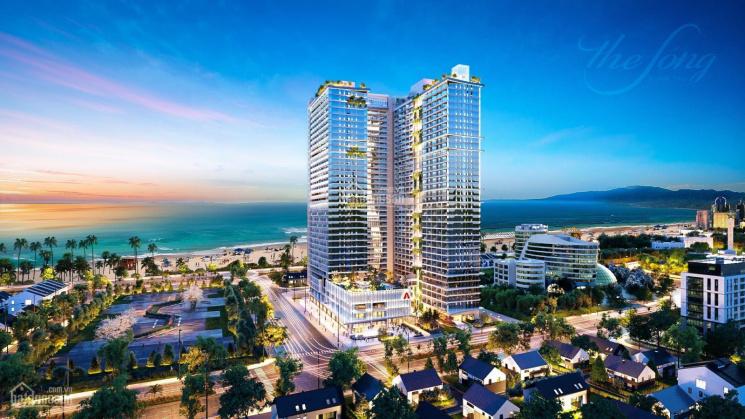 Cần bán gấp căn 2PN - The Sóng, tầng 10, view trực diện biển, DT: 72m2, giá 3,1 tỷ, LH: 0981676760
