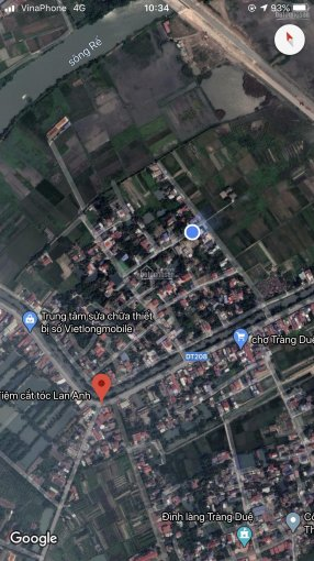 Bán lô đất 472m2 Thôn 5 xã Lê Lợi, An Dương, Hải Phòng