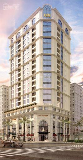 Căn 2 PN CC cao cấp HDI Tower 55 Lê Đại Hành, view trực diện hồ, sắp nhận nhà, tặng tới 100tr