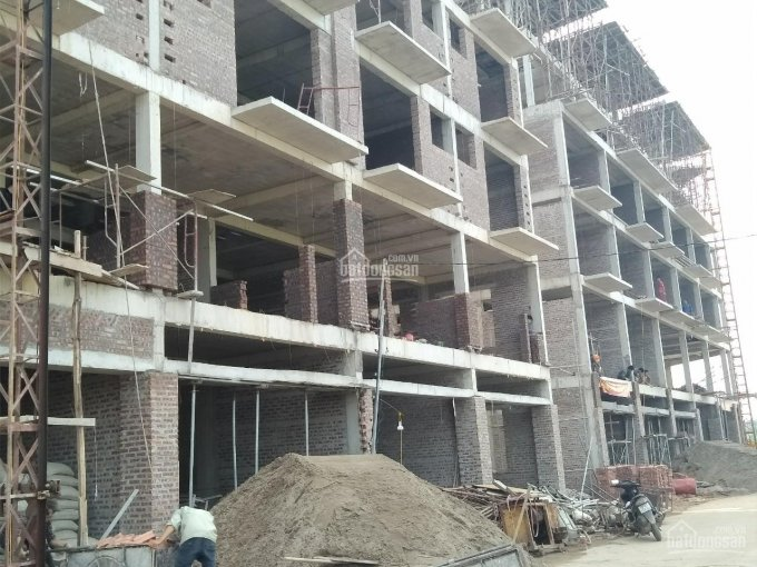 Bán nhà liền kề 99,2m2 Khai Sơn đối diện khu chung cu đường 40m. Nhận nhà ngay 0973001668