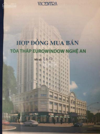 Dự án toà tháp Eurowindow Nghệ An