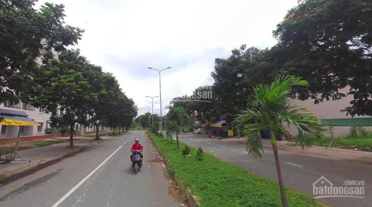 Bán đất sổ hồng riêng tại KDC Tân Tạo liền kề bệnh viện Chợ Rẫy 2, thổ cư 100%, xây dựng tự do.