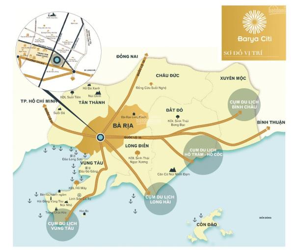 Nhà phố biệt thự 5* cao cấp bậc nhất TP Bà Rịa, nhận nhà hoàn thiện, ngân hàng hỗ trợ vay đến 80%
