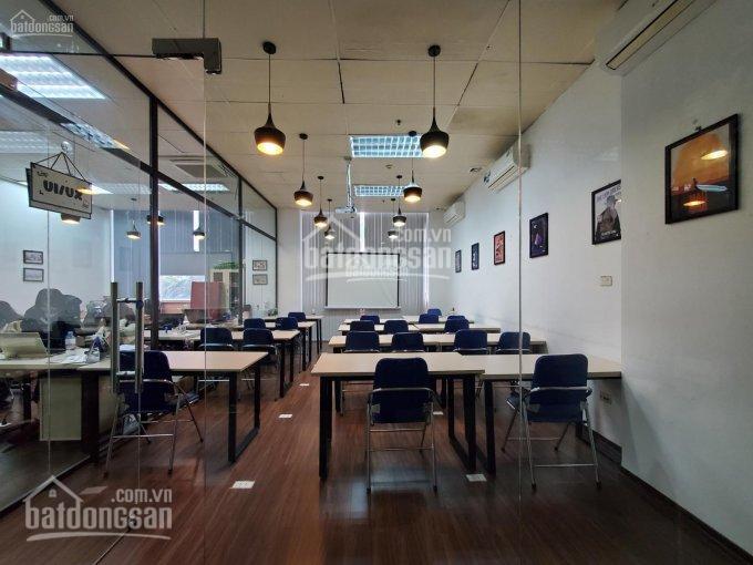 Chính chủ cho thuê VP tầng 1 Dương Khuê - Nguyễn Hoàng, phòng thoáng mát tiện nghi đầy đủ