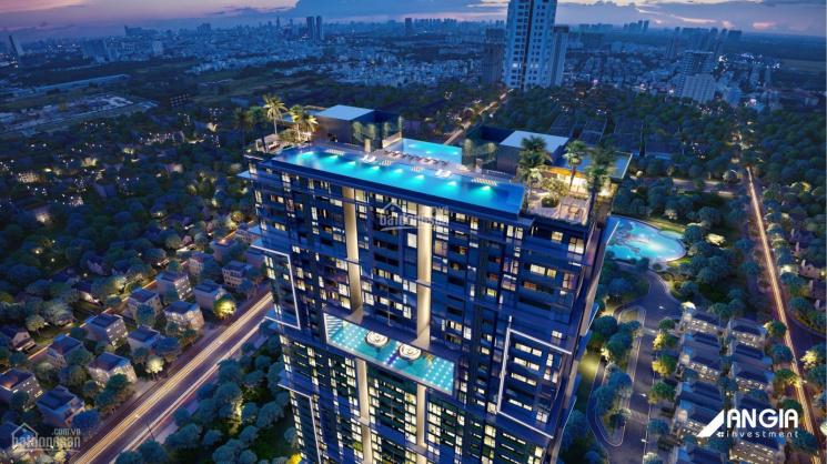 Chuyển hướng đầu tư cần sang lại căn hộ cao cấp Sky 89 - CĐT An Gia, trung tâm Quận 7
